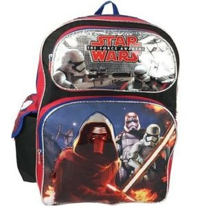 Backpack - Star Wars - Boys - The Force Awakens